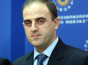 Davit Narmania, Georgia's Minister for Regional Development and Infrastructure