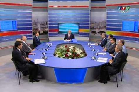 The TV debate on 17 September